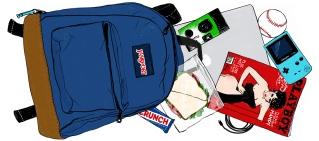 jansport backpack amanda lanzone