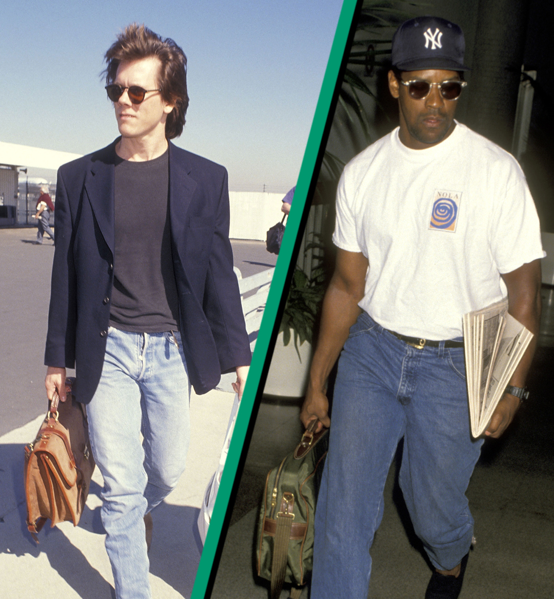 airport style in the 90s mobile