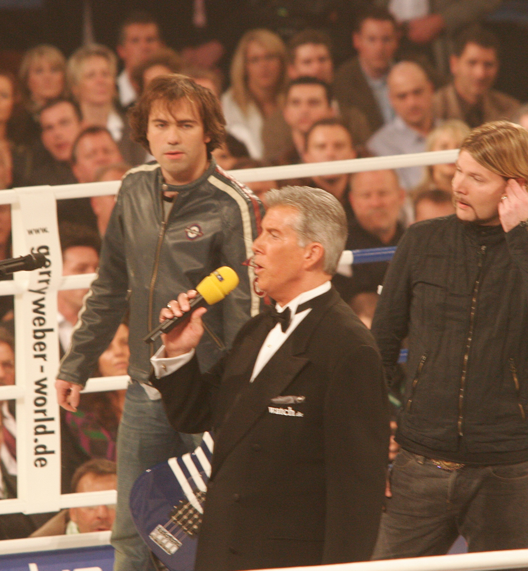 michael buffer in the ring mobile 0