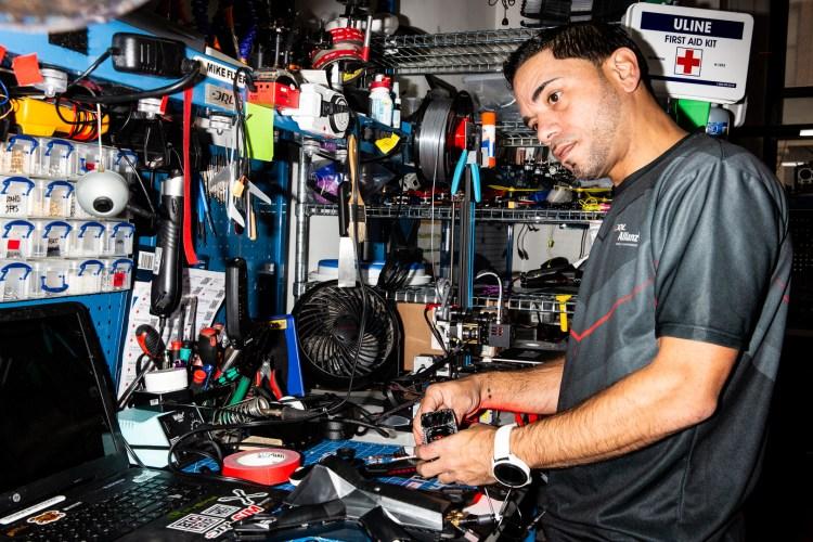 drone workshop 0287