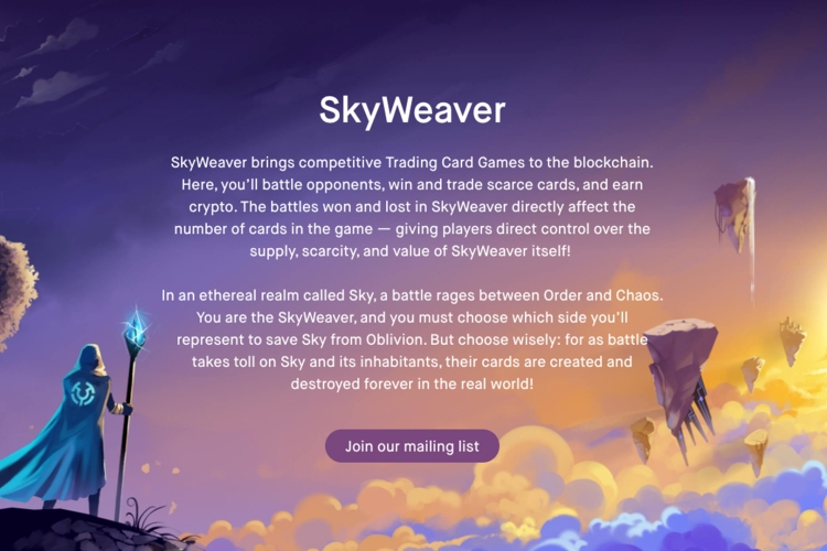 horizon skyweaver in line 0