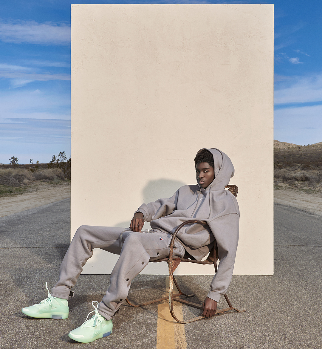 nike fear of god jerry lorenzo collection mobile