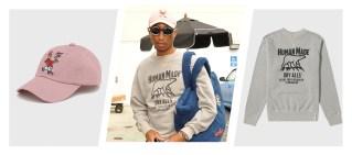 pharrell style breakdown chanel humanmade hero
