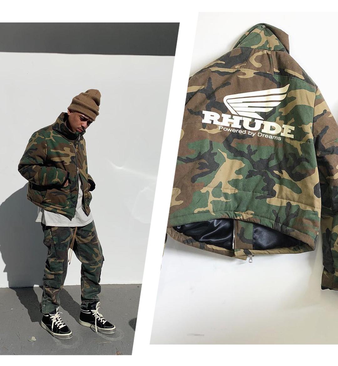 rhude streetwear la mobile