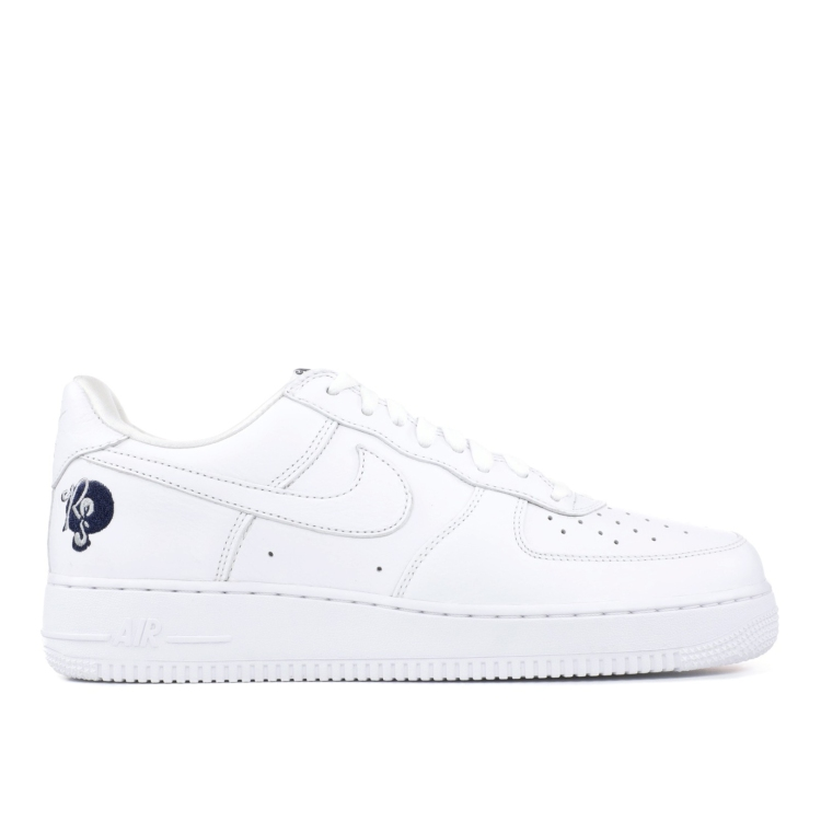 rockafella white sneaker nike