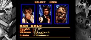 super star wars game desktop