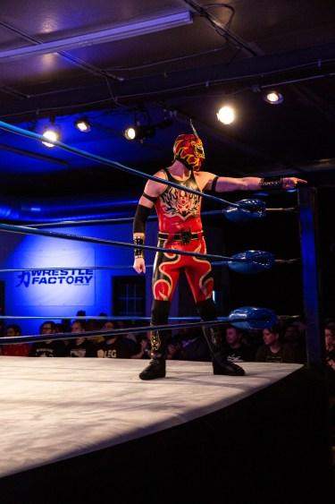 chikara wrestling 2343