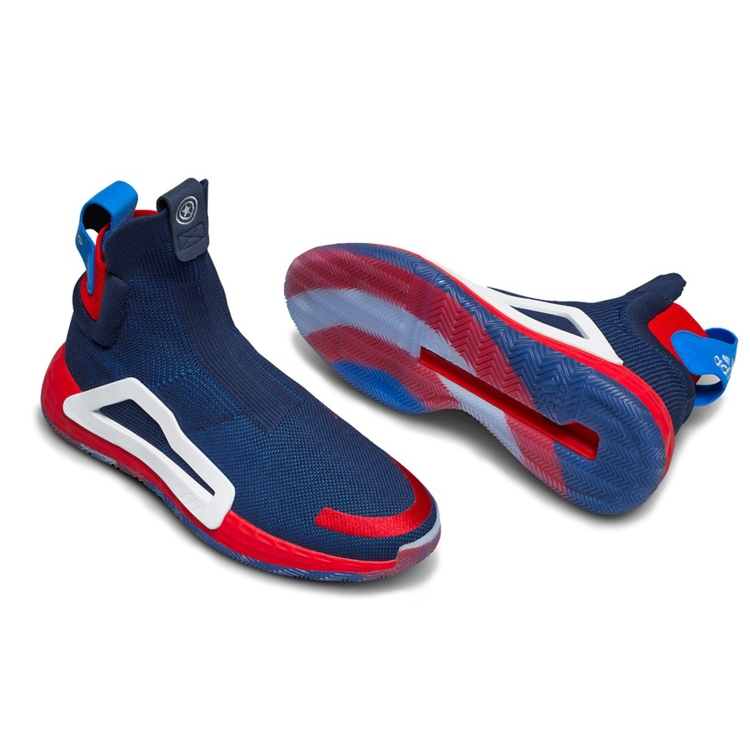 heroes among us adidas marvel sneakers 3