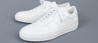 luxury court sneakers common projects hero