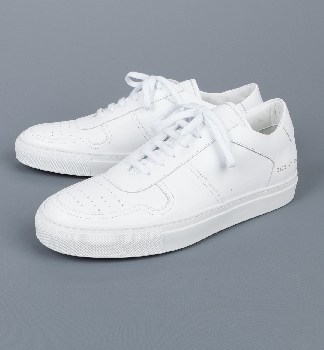 luxury court sneakers common projects mobile