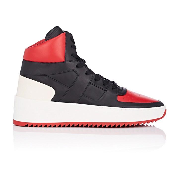 nike fear of god basketball sneaker 1