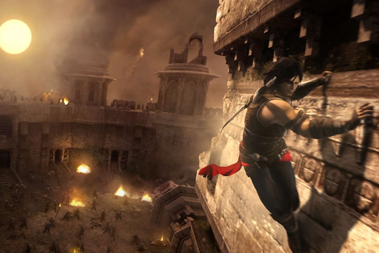 prince of persia in article