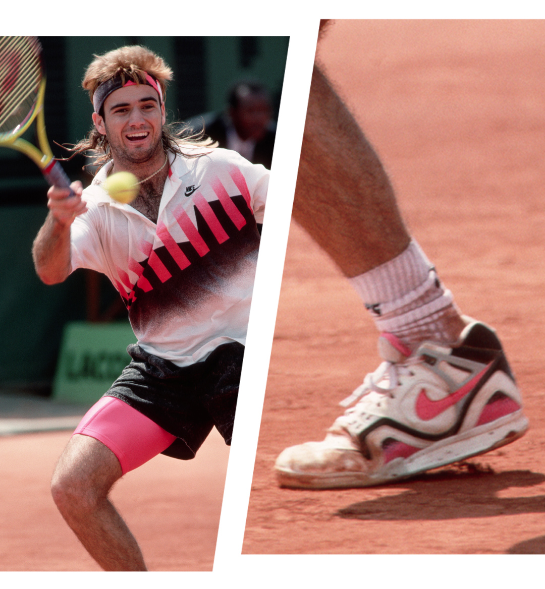 andre agassi mobile
