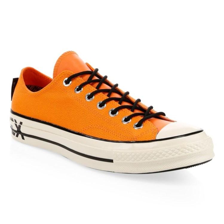 converse gore tex orange