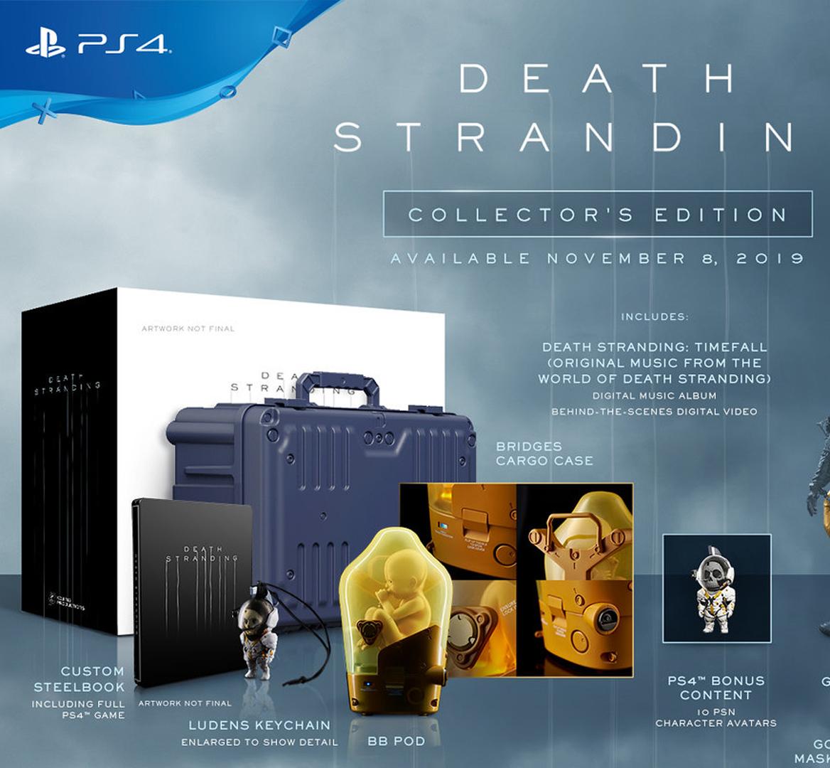 death stranding baby pod mobile