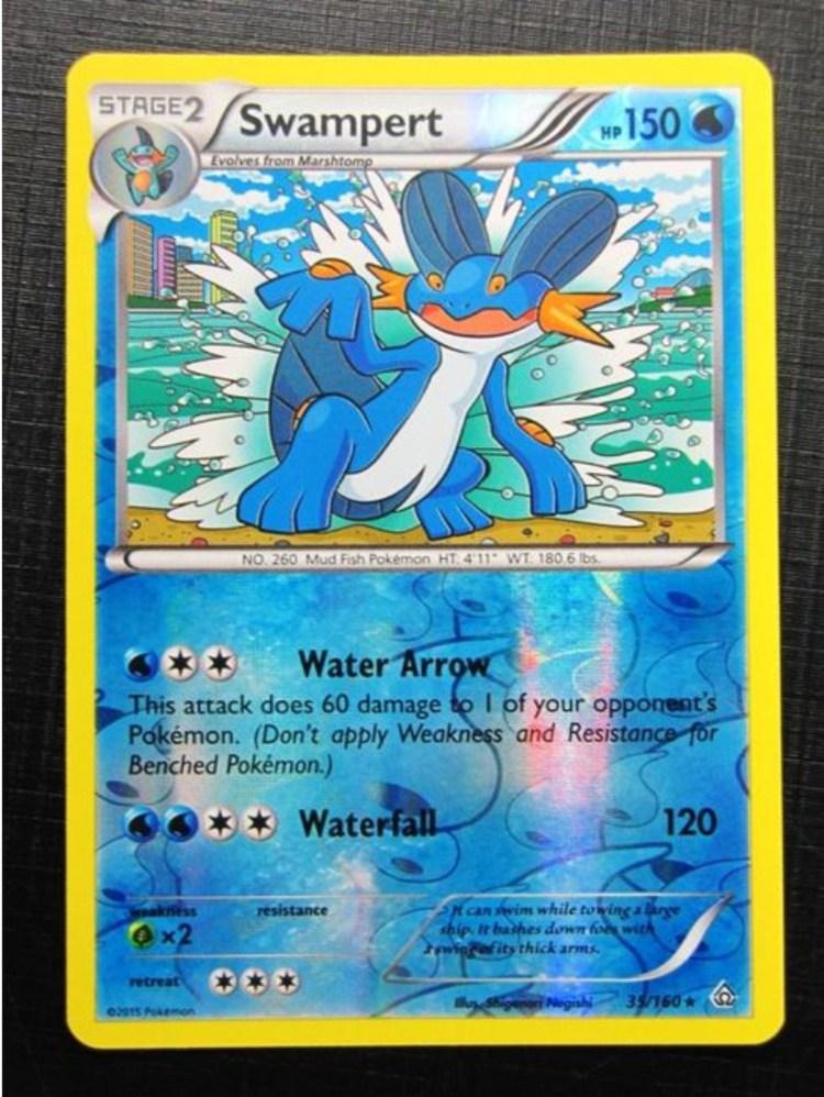 pokemon swampbert