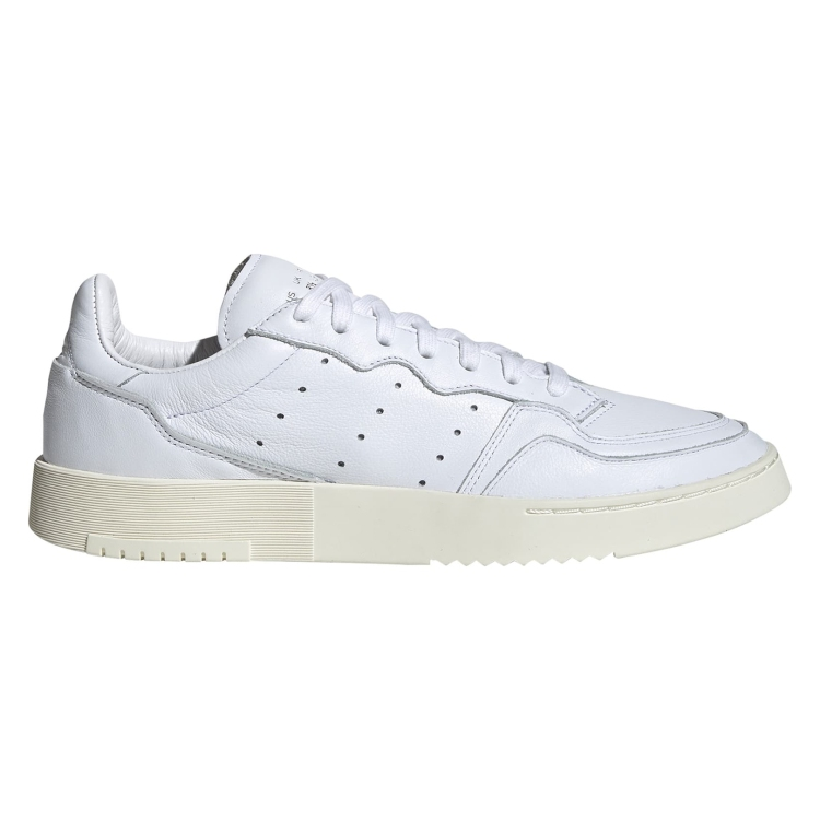 wimbledon white sneaker supercourt