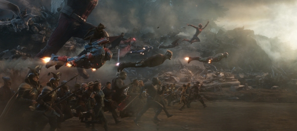 The Best Fight Scenes in the Marvel Cinematic Universe // ONE37pm