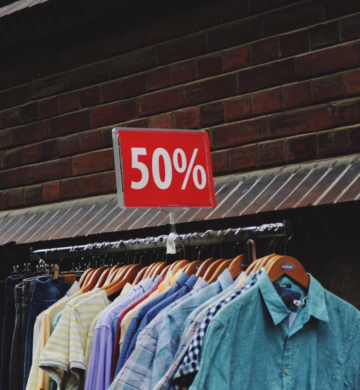flip clothes for profit sale
