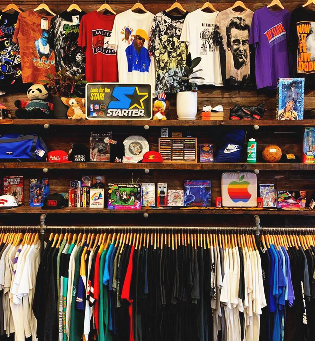 vintage tees shopping tips tricks mobile