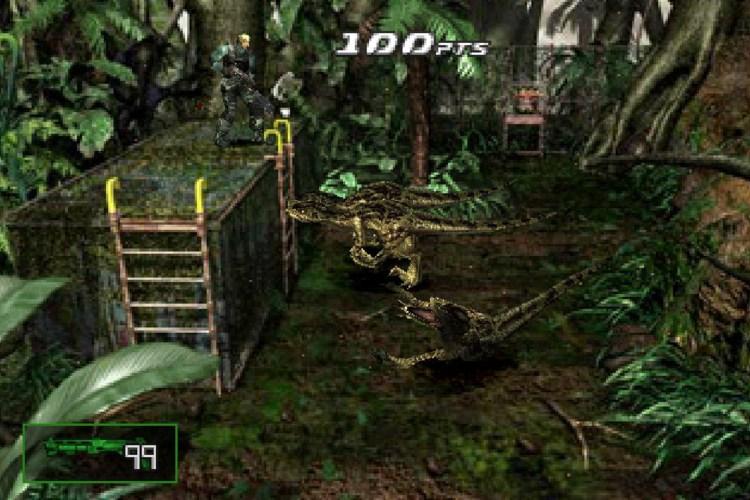 gaming reboot dino crisis