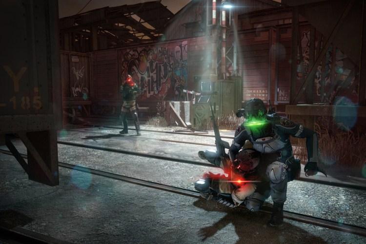 gaming reboot splinter cell