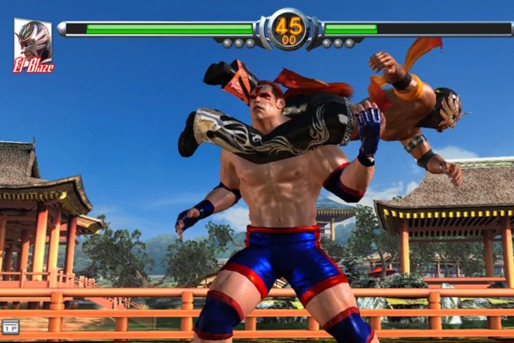 gaming reboot virtua fighter