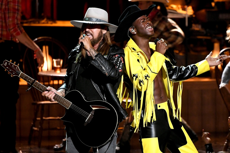 halloween costumes lil nas x billy ray cyrus in article