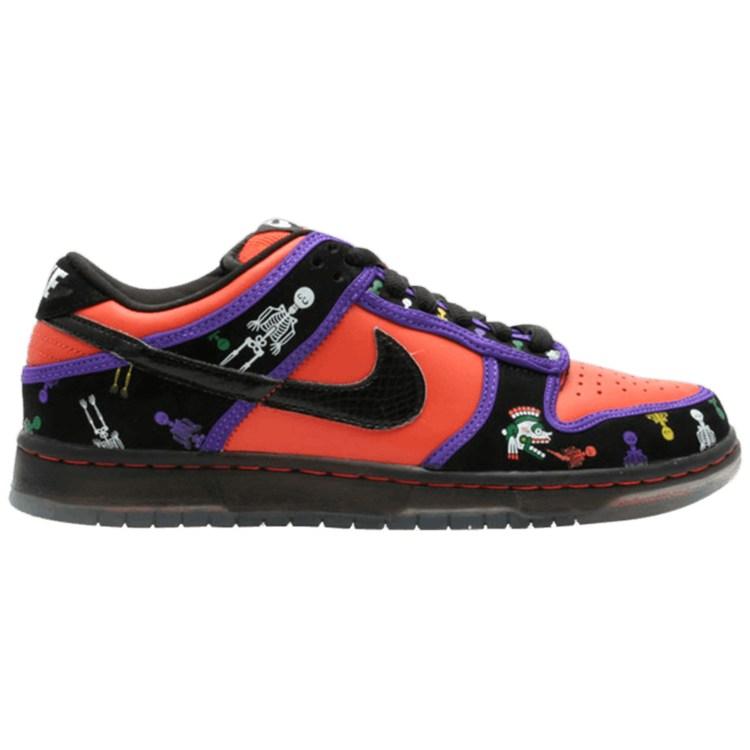 halloween sneakers nike sb