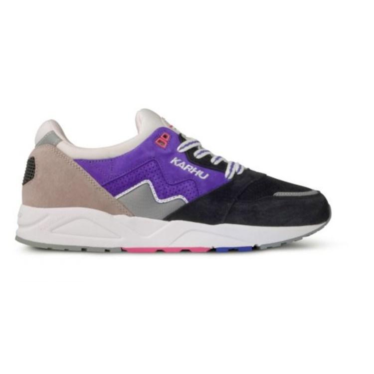 karhu sneaker purple