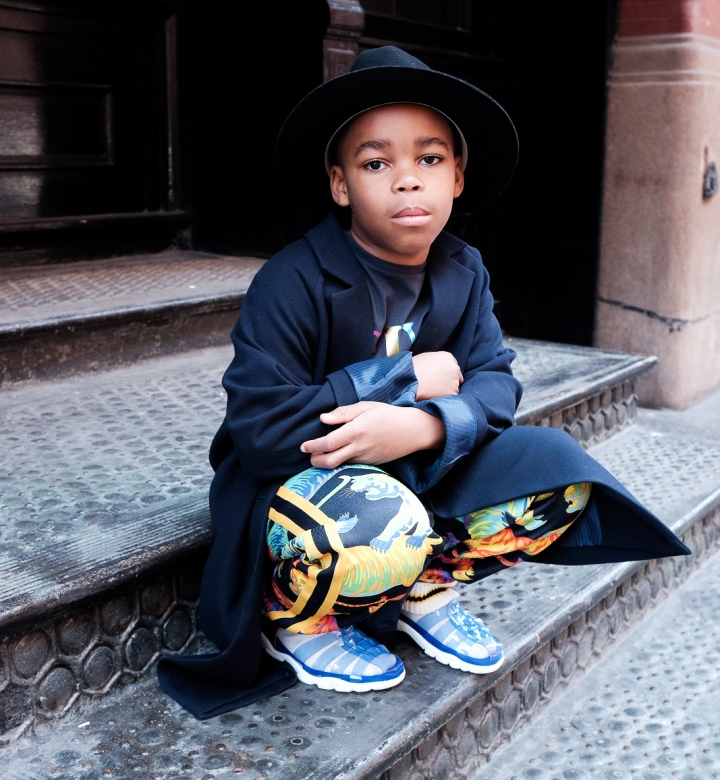 kid fashion influencer instagram style trends