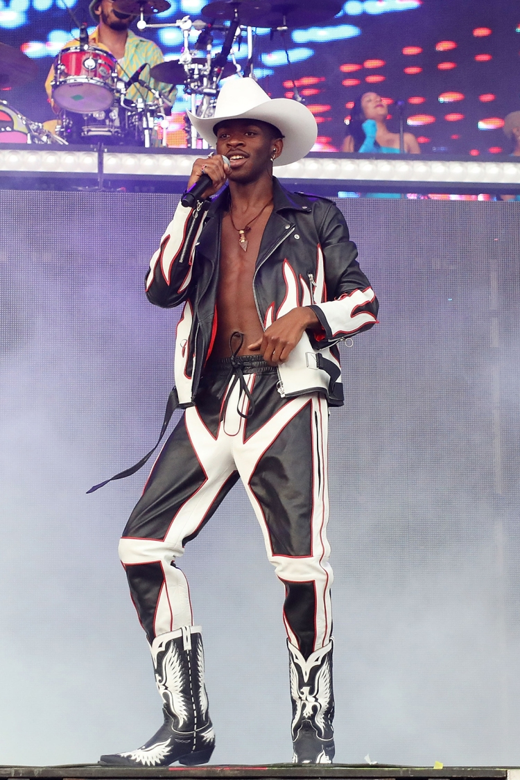 lil nas x best outfits ranked 7