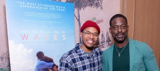 a24 waves sterling k brown universal