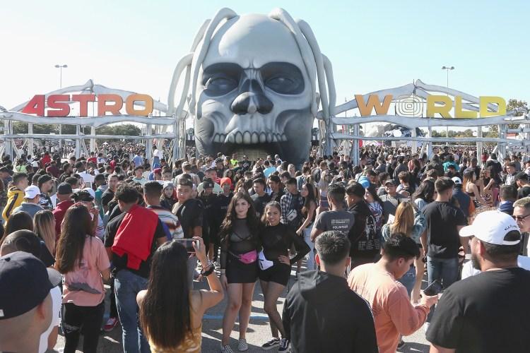 artist run music festivals astroworld art