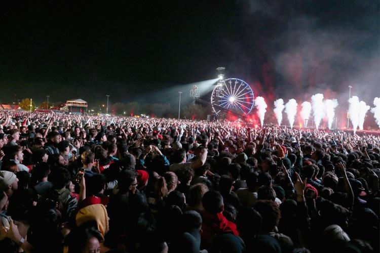 artist run music festivals astroworld crowd