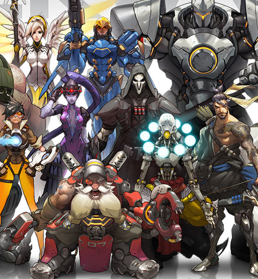 games like overwatch mobile