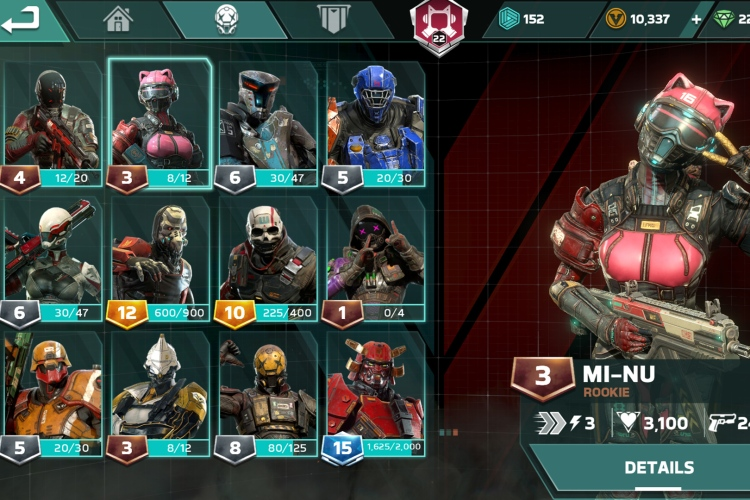 games like overwatch modern combat versus