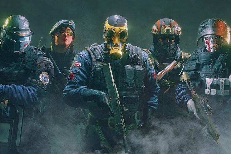 games like overwatch rainbow six siege