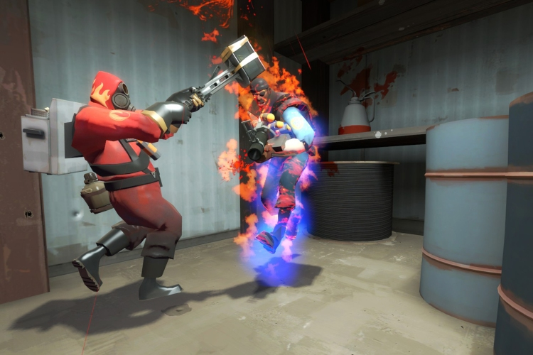 games like overwatch team fortress 2