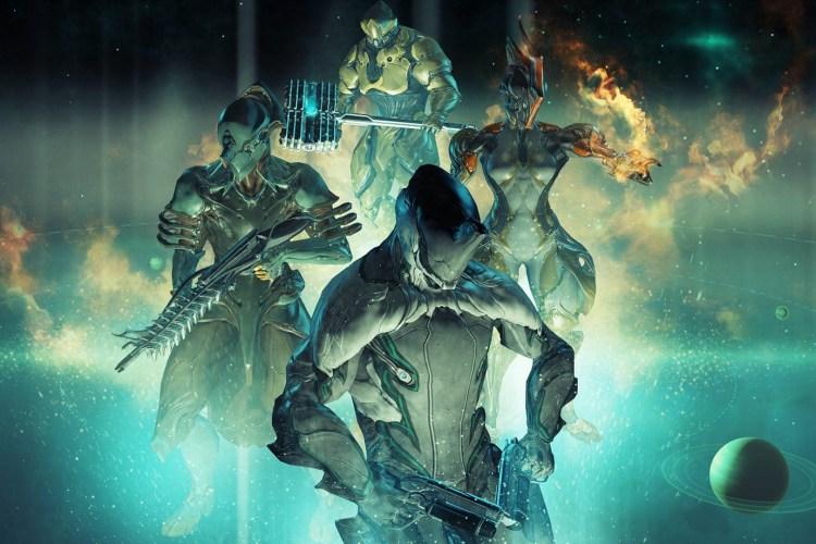 games like overwatch warframe