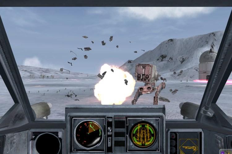 star wars games rogue squadran