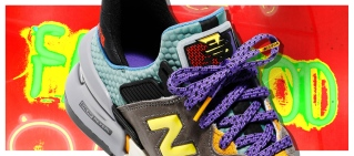top sneaker collabs new balance asics saucony reebok hero