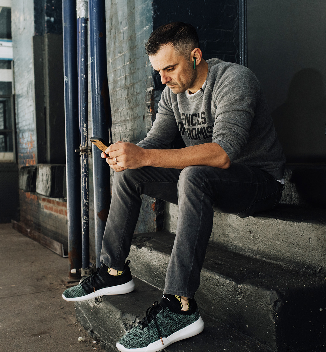 gary vee favorite sneakers mobile