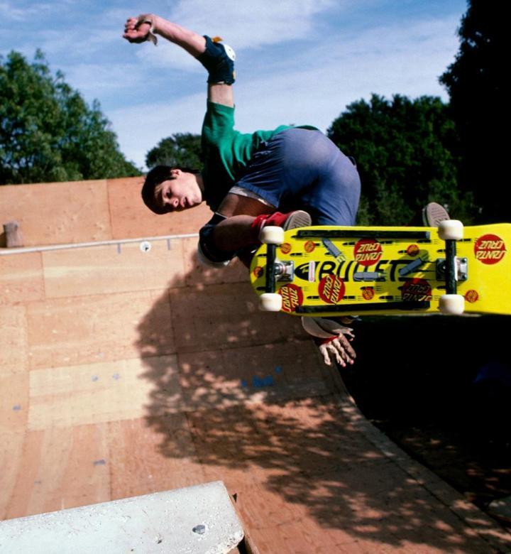 skateboarding style 1