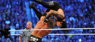 best wwe matches of 2010s uni