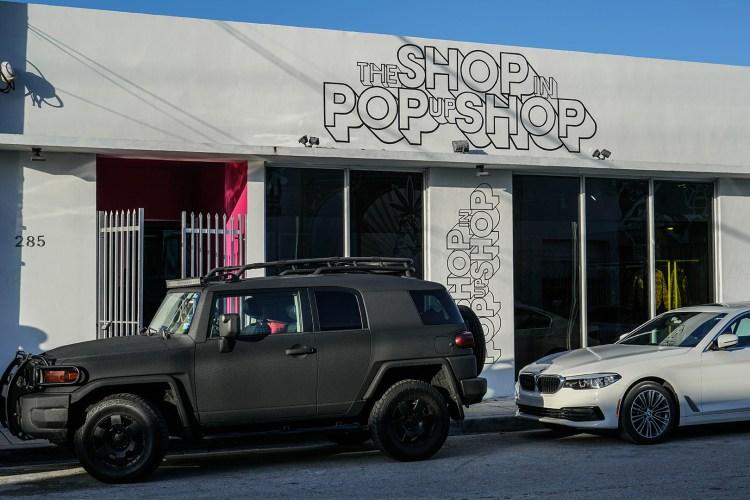 calyann barrett store pop up shop 3