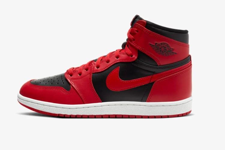 sneaker drops air jordan 1 hi 85 varsity red 4