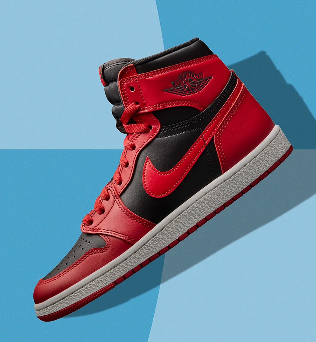 sneaker drops air jordan 1 hi 85 varsity red mobile