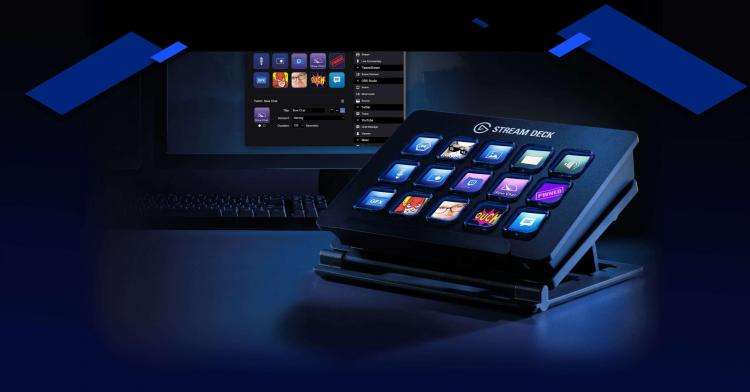 elegato stream deck