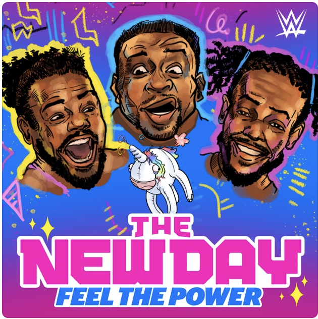 newday feelthepower podcast